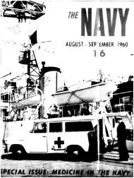 Aug-Sep, Oct 1960 - Navy League of Australia
