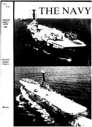 Feb, Mar, Apr 1980 - Navy League of Australia