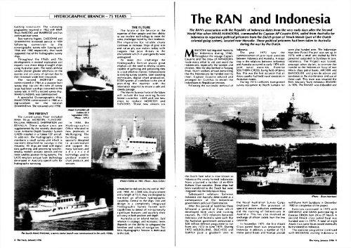 The Navy Vol_58_Part1 1996 - Navy League of Australia