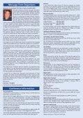 Conference Programme - LAPA - Page 2