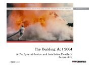 The Building Act 2004 - LAPA
