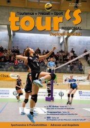 Treptow-Köpenick - Tours Magazin