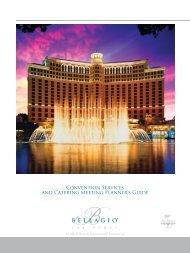 Meeting Planner Guide - Bellagio