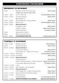 2013 Conference Programme - LAPA - Page 5