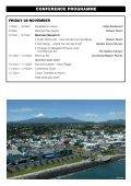 2013 Conference Programme - LAPA - Page 6