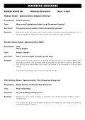 2013 Conference Programme - LAPA - Page 7