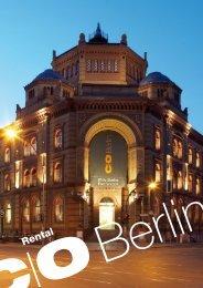 Rental - C/O Berlin