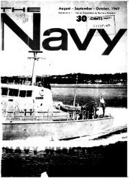 Aug-Sep-Oct 1969 - Navy League of Australia