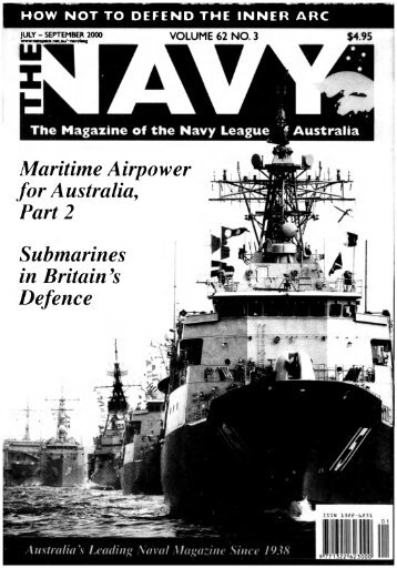 The Navy Vol_62_Part2 2000 - Navy League of Australia