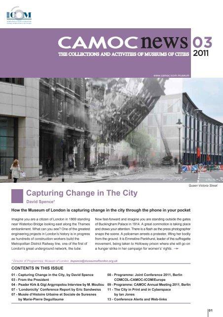 CAMOC Newsletter 03