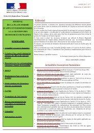 Journal n° 7 du 12 juillet 2013 - Les services de l'État dans le ...