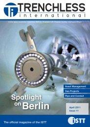 on Berlin - Trenchless International