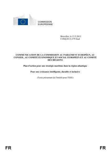 (2013) 279 - EUR-Lex - Europa