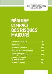 RéduIRe l'ImPACt deS RISqueS mAjeuRS - Les services de l'État ...
