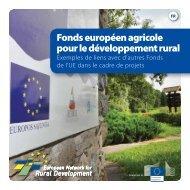 Fonds européen agricole pour le développement rural - Europe en ...