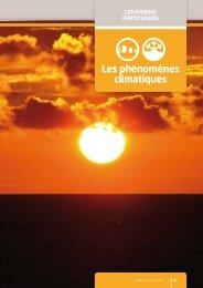 Les phénomènes climatiques - Les services de l'État dans le Calvados