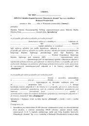 """Kopalnie Surowców Mineralnych """"Kosmin"""" Sp. z o.o. - Ministerstwo ..."""