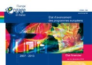 Etat d\'avancement_01-12-10_web.pdf - Europe en France