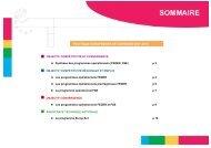 Etat d\'avancement_18-10-09.pdf - Europe en France, le portail des ...