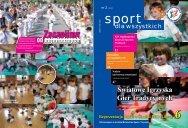 Zacznijmy - Krajowa Federacja Sportu Dla Wszystkich