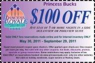 Princess Bucks