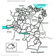 Kantonskarte mit Gemeinden (127 kB, PDF) - Öffentliche Statistik ...