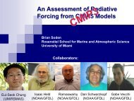 An assessment of radiative forcing from CMIP5 models
