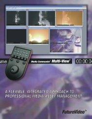 Learn More (PDF: 925K) - FutureVideo