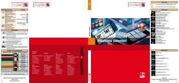 Etiketleme Sistemleri (Türkçe) - Kablo Etiketi
