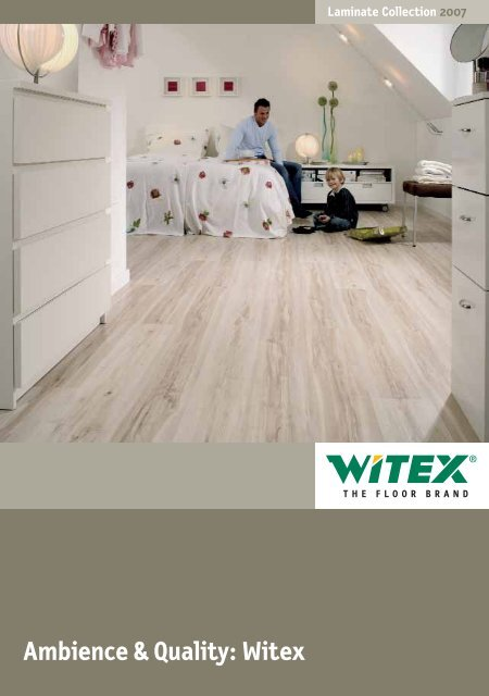 Ambience Amp Quality Witex, Witex Laminate Flooring