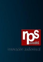 Alianzas - RPS Audiovisuales