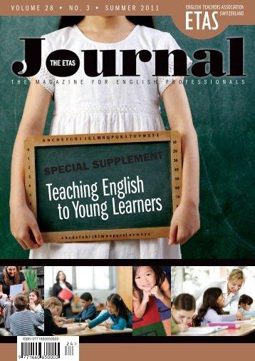 Teaching English to Young Learners - English Teachers Association ...