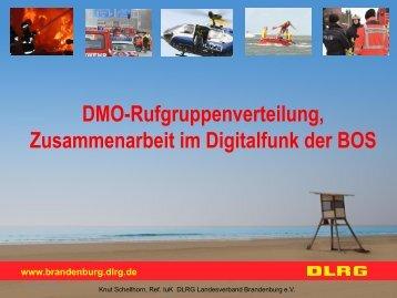 Zusammenarbeit im Digitalfunk der BOS