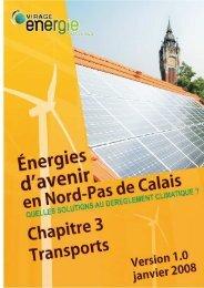 Transports - Virage Energie Nord Pas de Calais