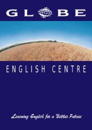 The Globe English Centre is a - Startek