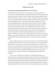 Friedman et al., Supplemental Material, page 1 ... - Bartel Lab