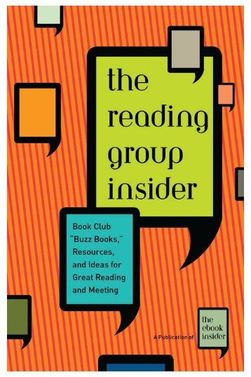 The Reading Group Insider - Knopf Doubleday