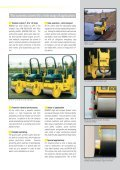 1,5 t to 1,8 tons Light Vibratory Rollers 1,5 t to 1,8 tons - Page 3