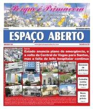 Setembro/2011 - Jornal Espaço Aberto