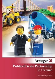 Public-Private Partnership in Ukraine