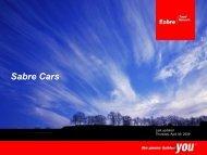 Plain Text Title - Sabre Travel Network