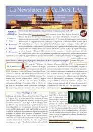 Newsletter n 75 - Cedostar