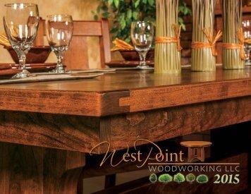Westpoint 2015 Product Catalog