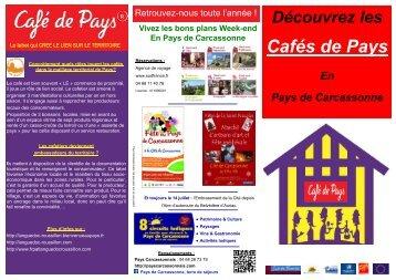 Cafés de Pays - Le Pays Carcassonnais