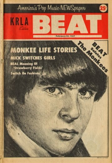 KRLA Beat February 25, 1967
