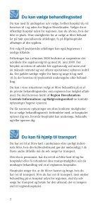 Patient- rettigheder - Frederikssund Hospital - Page 2