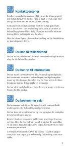 Patient- rettigheder - Frederikssund Hospital - Page 3