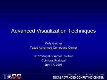 Misc Advanced Computing Topics TBD