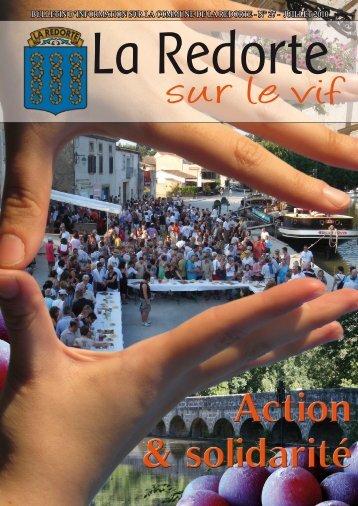 juillet 2010 - La Redorte