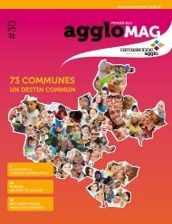 73 communes - Carcassonne Agglo